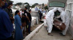 Brasil chega a 136.532 vítimas fatais da Covid-19