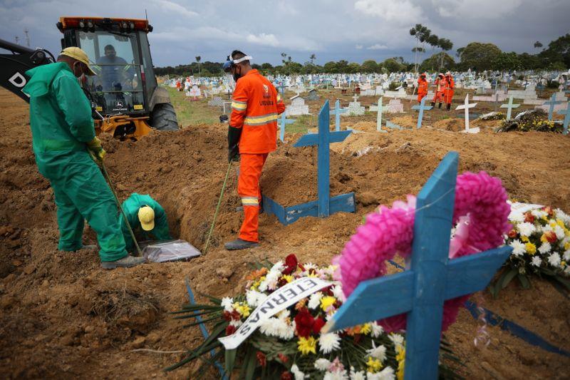 Brasil registra 480 novas mortes por Covid-19 e total atinge 203.580