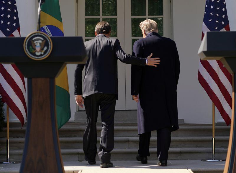 Bolsonaro enfrentará hostilidade do governo Biden sobre clima e direitos humanos, diz HRW