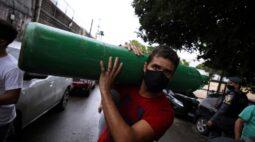 Camex zera imposto de importação de tanques de oxigênio em meio à crise em Manaus