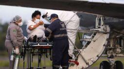 Refém da Covid-19, Amazonas recebe respiradores e oxigênio de Exército e Venezuela