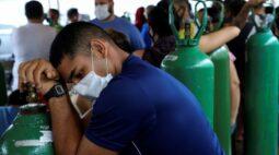 Sete pessoas morrem asfixiadas por falta de oxigênio em hospital