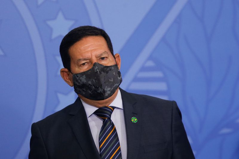 Interesse internacional na Amazônia não se traduziu em investimentos, diz Mourão