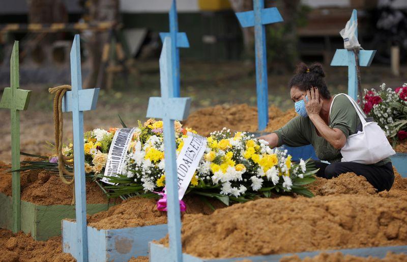 Brasil se aproxima de 250 mil mortes por Covid-19 após maior número diário   desde início de janeiro