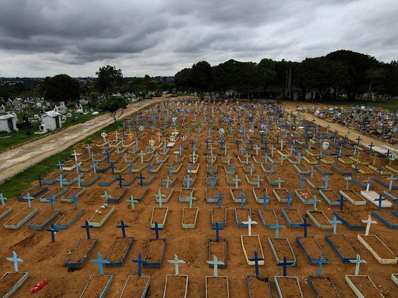 Brasil registra 1.337 novas mortes por Covid-19 e total chega a 252.835
