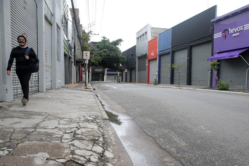 Vereadores de Curitiba discutem isenção de impostos para empresários na pandemia. Comerciantes apoiam medida