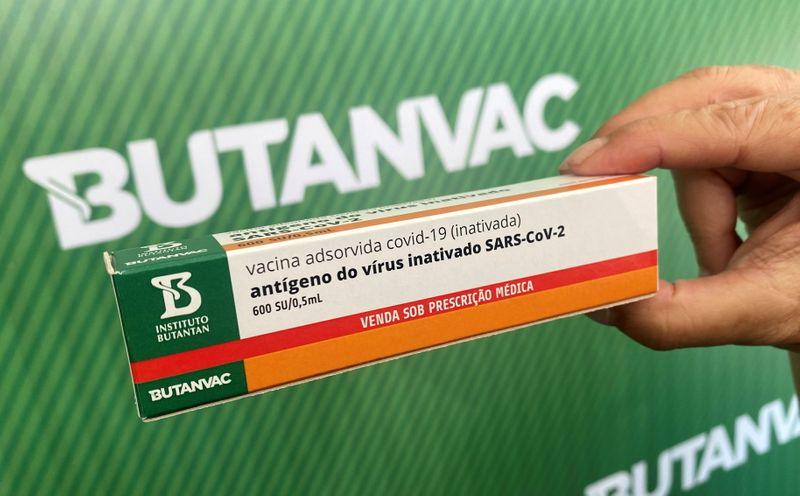 Curitiba comunica interesse de comprar 2 milhões de doses da Butanvac