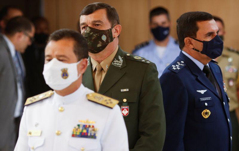 ANÁLISE-Escolha de novo comandante indica que Exército não se envolverá na política