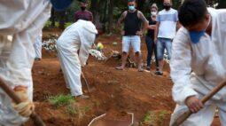 Com 2.616 novos óbitos, Brasil chega a 351.334 mortes pela Covid-19