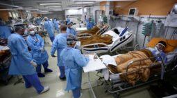 Maioria dos pacientes de Covid em UTIs no Brasil tem 40 anos ou menos, aponta levantamento
