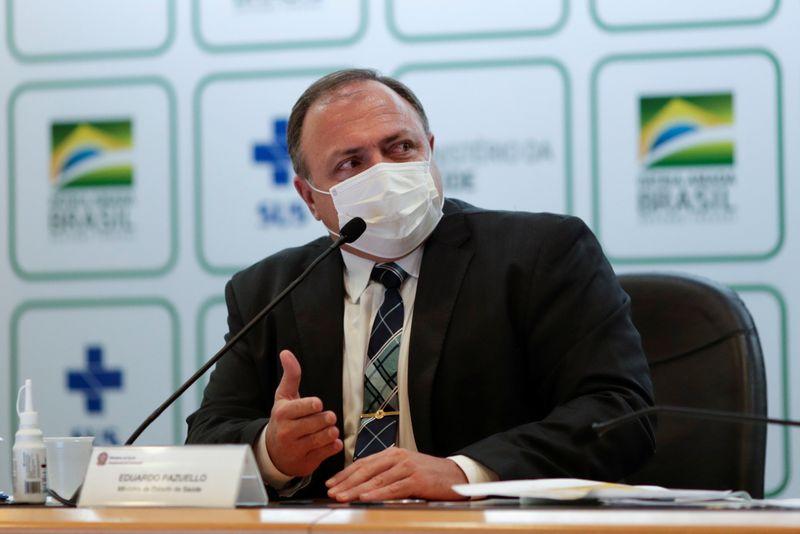 Pazuello informa que não irá à CPI da Covid na 4ª, diz presidente da comissão