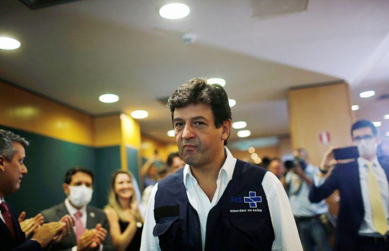 Brasil esteve sempre um passo atrás do vírus, diz Mandetta em CPI