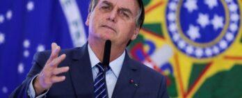 Sem voto impresso não vai ter eleição em 2022, afirma Bolsonaro
