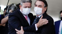 Arthur Lira é o pai do voto impresso, diz Bolsonaro