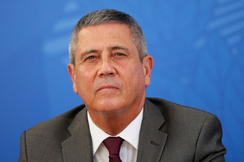 Braga Netto é convidado a comissão da Câmara para explicar nota contra Aziz