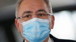 Podcast ManhãJP fala sobre a visita do ministro da saúde, Marcelo Queiroga