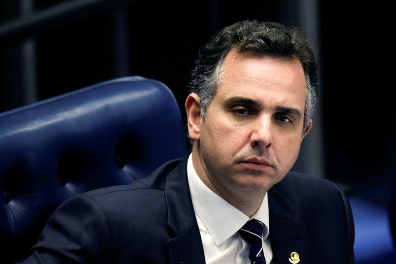 """Pacheco diz que decisão sobre voto impresso cabe ao Congresso e que eleição é """"inegociável"""""""