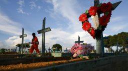 Brasil registra 32.316 novos casos e mais 1.209 mortes por Covid-19