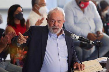 Lula lidera disputa presidencial; em cenário com Datena, apresentador tem 10%, diz pesquisa Genial/Quaest