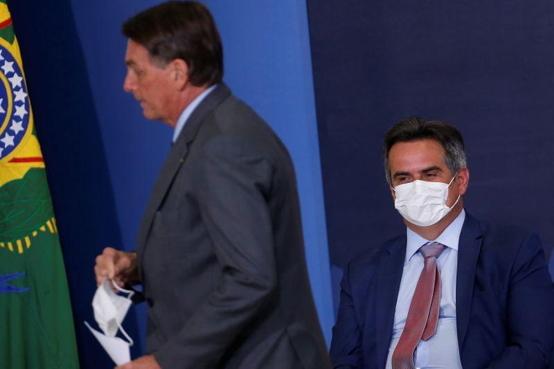 Chegada de Ciro Nogueira é demonstração de aproximação do governo com Congresso, diz Bolsonaro