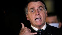 Bolsonaro ameaça reagir fora dos limites da Constituição a inquérito no STF