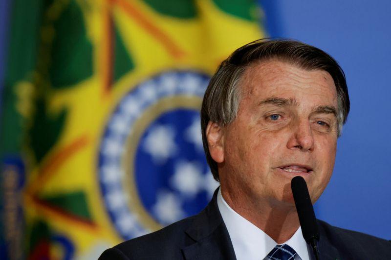 """Bolsonaro minimiza ato contra seu governo e diz que manifestantes são """"dignos de dó"""""""