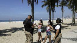Prefeitura do Rio publica decreto que desobriga máscaras em locais abertos