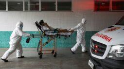 Brasil registra 1.386 novas mortes por coronavírus; total vai a 254.221