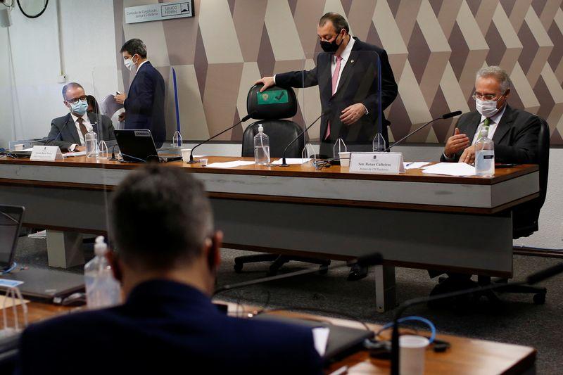 Independentes e oposição querem que decisões na CPI da Covid ocorram por votações