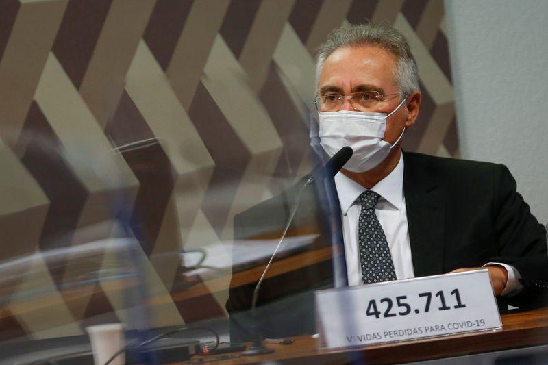 "Copa América no Brasil é ""campeonato da morte"", diz Renan"