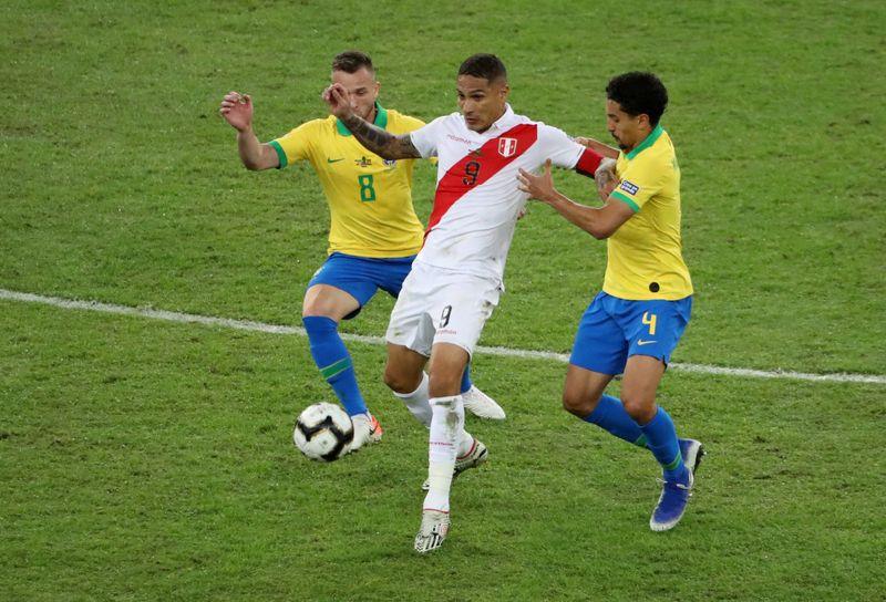 Vice da CPI da Covid quer convocar presidente da CBF para explicar Copa América no Brasil