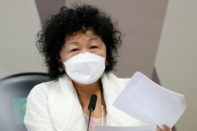 Em depoimento à CPI da Covid, Nise Yamaguchi nega tentativa de mudança de bula da cloroquina