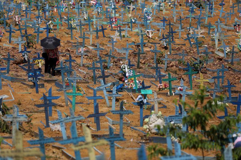 Brasil registra 1.454 novas mortes por Covid-19 e total supera 470 mil