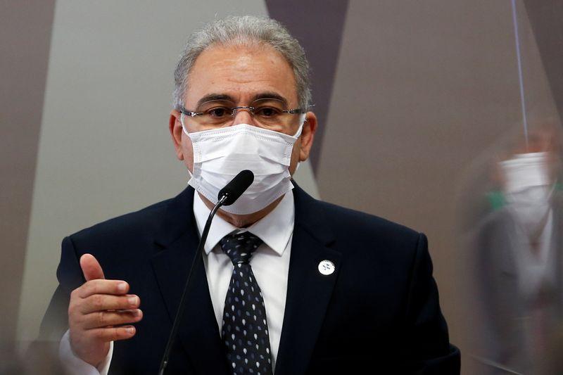 Queiroga ressalta que cloroquina não é eficaz contra Covid, mas afirma não ser censor do presidente
