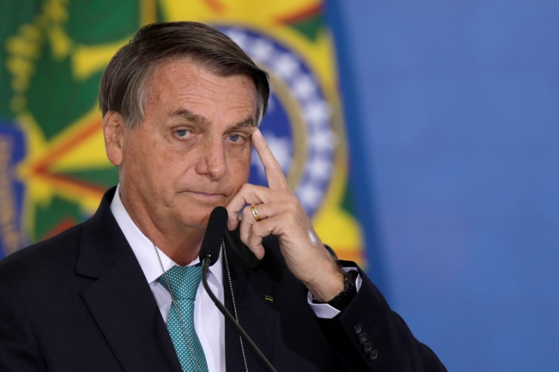 Avaliação negativa de Bolsonaro mantém tendência de piora, mostra pesquisa XP/Ipespe