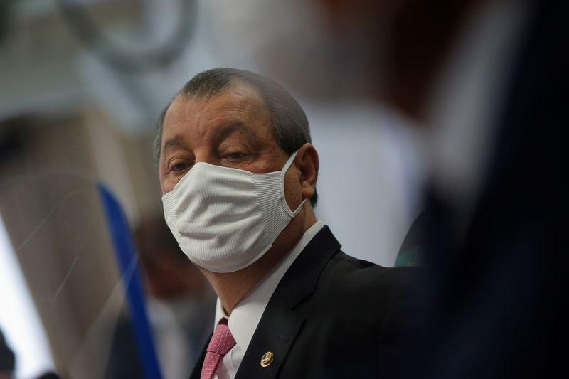 ENTREVISTA-Bolsonaro ridiculariza Brasil, diz presidente da CPI da Covid