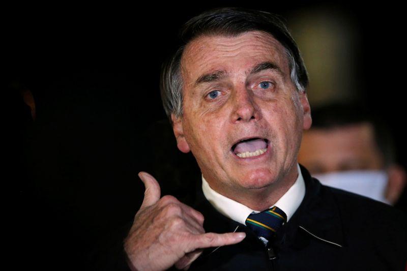 Brasil pode ter convulsão sem voto impresso em urna eletrônica, diz Bolsonaro