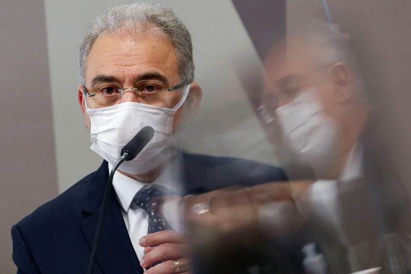 Pazuello, Queiroga e Araújo e outras 11 pessoas serão investigados pela CPI da Covid