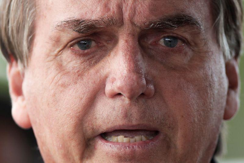 Não sabia das tratativas da Covaxin,diz Bolsonaro