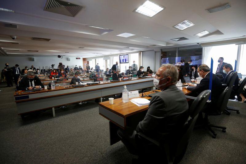 Senadores pedem que STF garanta prorrogação da CPI da Covid