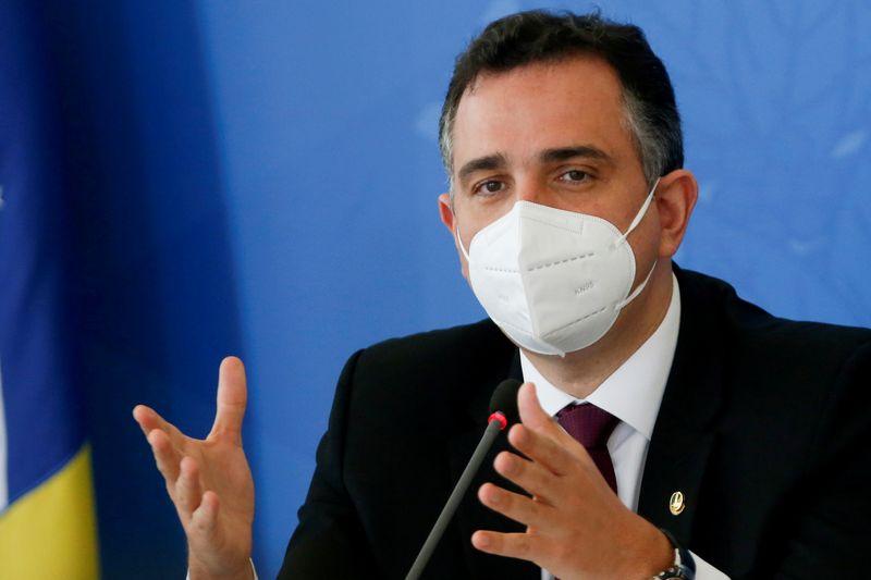 Pacheco defende pacificação e reitera que mal-estar com Forças Armadas está encerrado