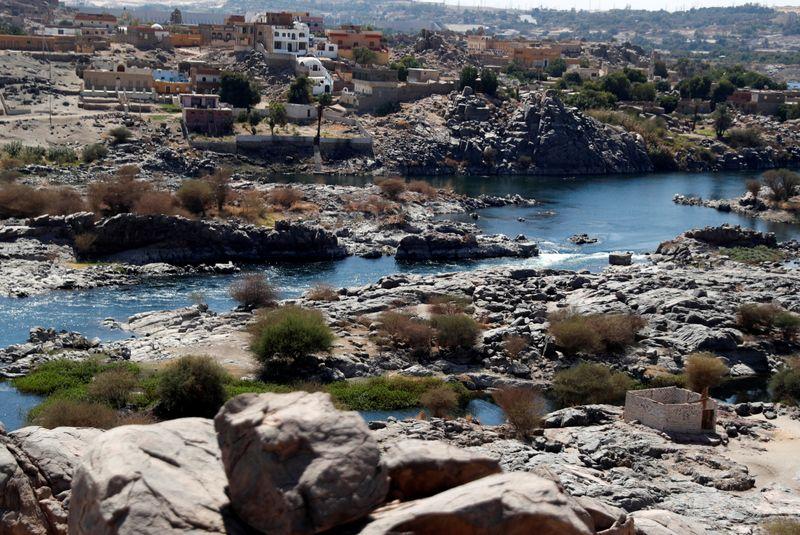 Inscrição antiga lembra Egito moderno do risco de seca
