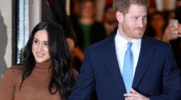 """Príncipe Harry e Meghan fazem apelo ao Reino Unido por fim do """"racismo estrutural"""""""
