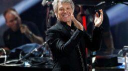 "Álbum ""2020"", de Bon Jovi, aborda pandemia, raça e polícia sem tomar partido"