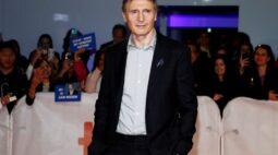 """""""Legado Explosivo"""", com Liam Neesom, lidera bilheterias mais uma vez"""
