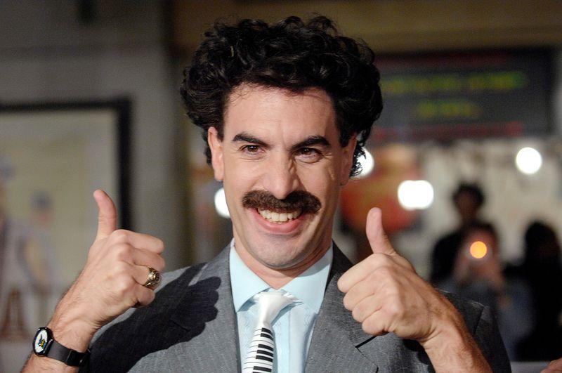 """""""Very nice!"""": Cazaquistão aproveita novo filme de Borat para atrair turistas"""