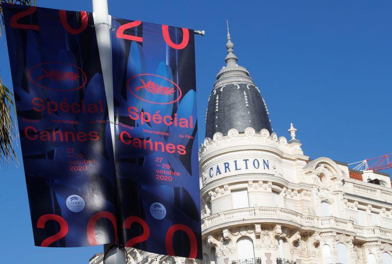Cannes estende tapete vermelho para versão mais discreta do festival