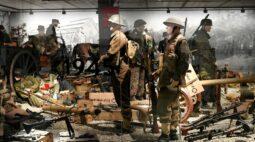 Ladrões roubam uniformes e armas nazistas raros de museus holandeses
