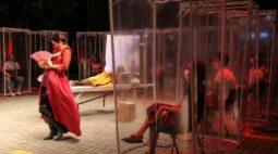 Grupo de teatro oferece experiência inédita ao público de São Paulo na era do coronavírus