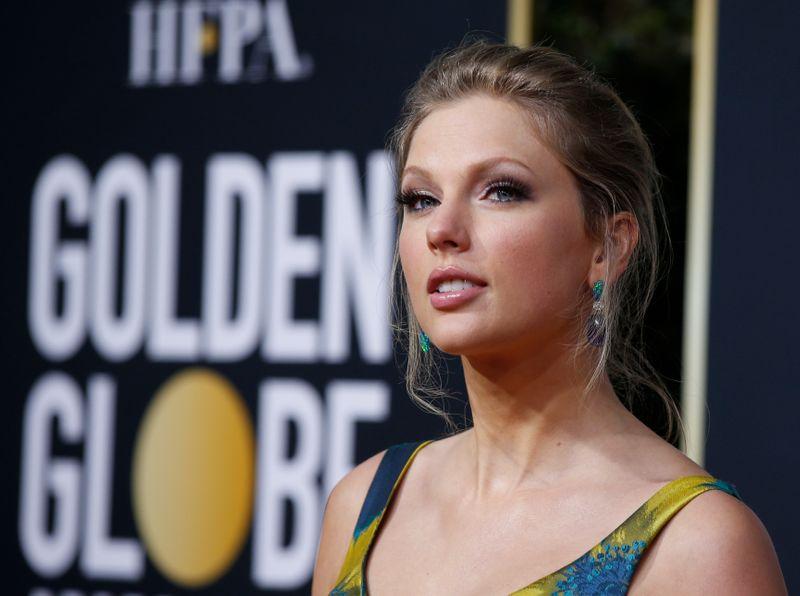 Taylor Swift diz que gravações originais foram vendidas pela 2ª vez